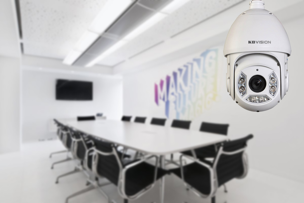 Camera SPEEDOME IP KBVISION 2Mp (KX-2006PN)