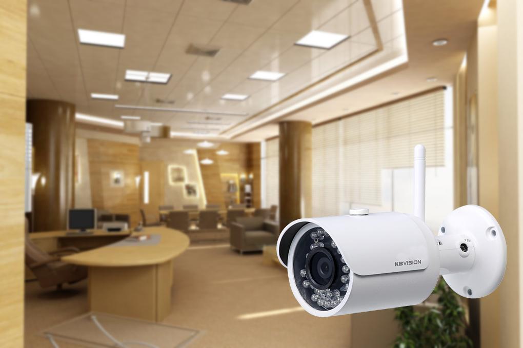 Camera IP Wifi KBVISION 3Mp (KX-3001WN)