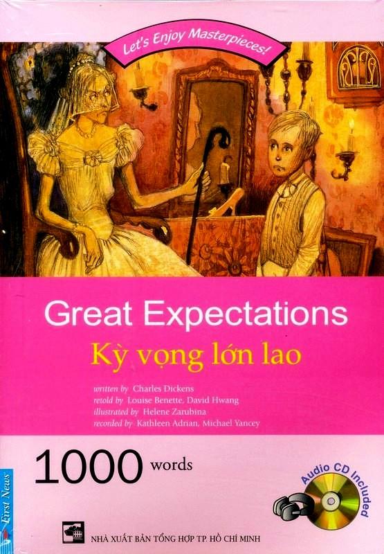 Happy Reader - Kỳ Vọng Lớn Lao (Kèm CD)