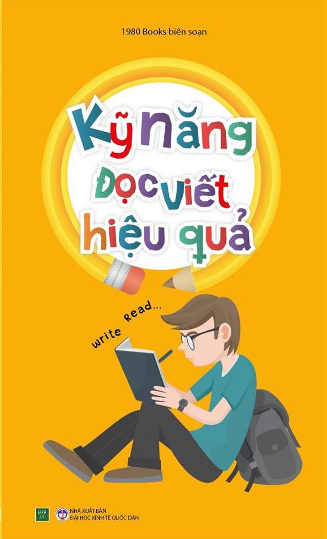 Tủ Sách Kỹ Năng Học Tập – Kỹ Năng Đọc, Viết Hiệu Quả