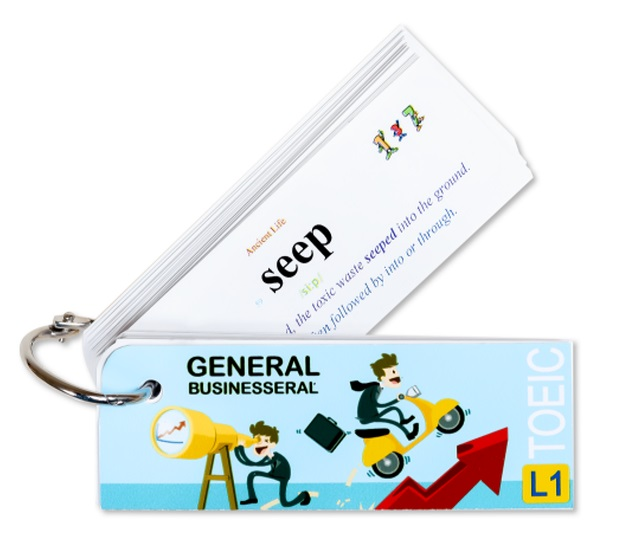 Flashcard General Business Best Quality (L1)