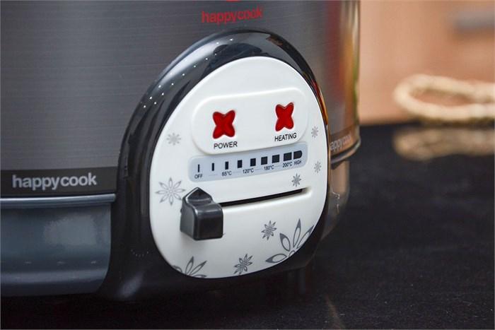 Nồi Lẩu Điện Đa Năng Happy Cook HCHP-300A - Hàng chính hãng