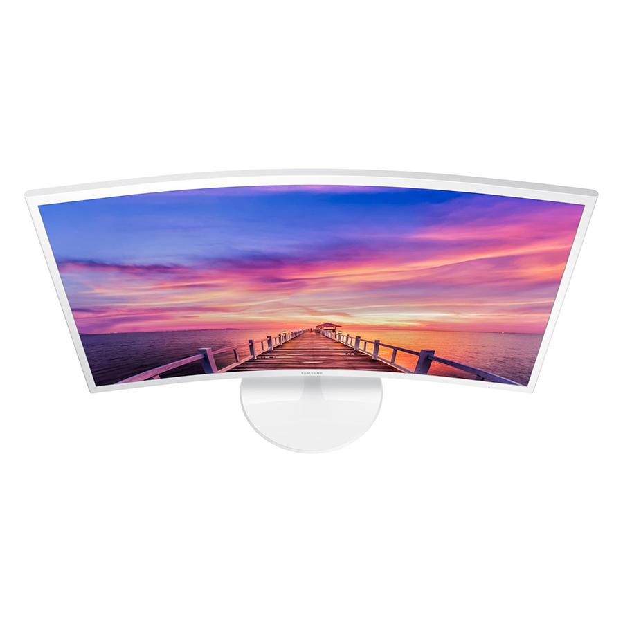 Màn Hình Cong Samsung LC32F391FWEXXV 32inch FullHD 4ms 60Hz VA - Hàng Chính Hãng