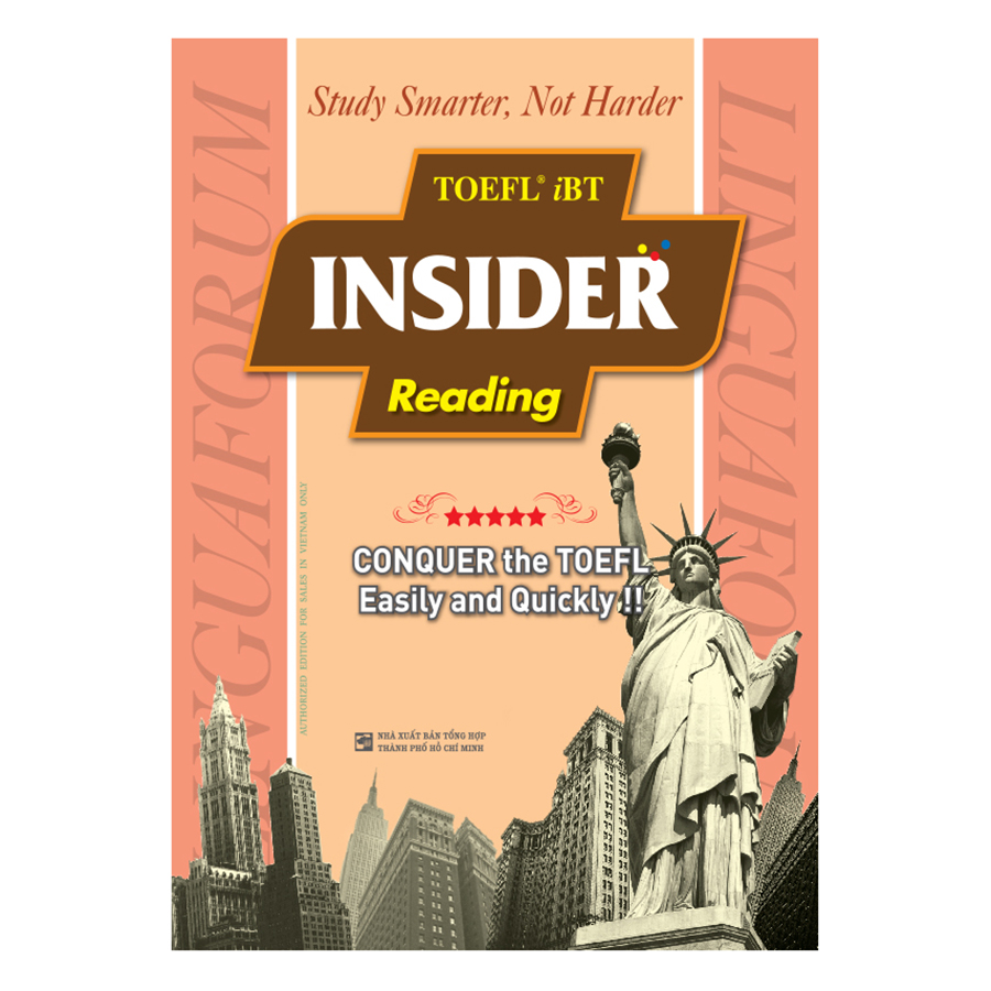 TOEFL iBT Insider Reading