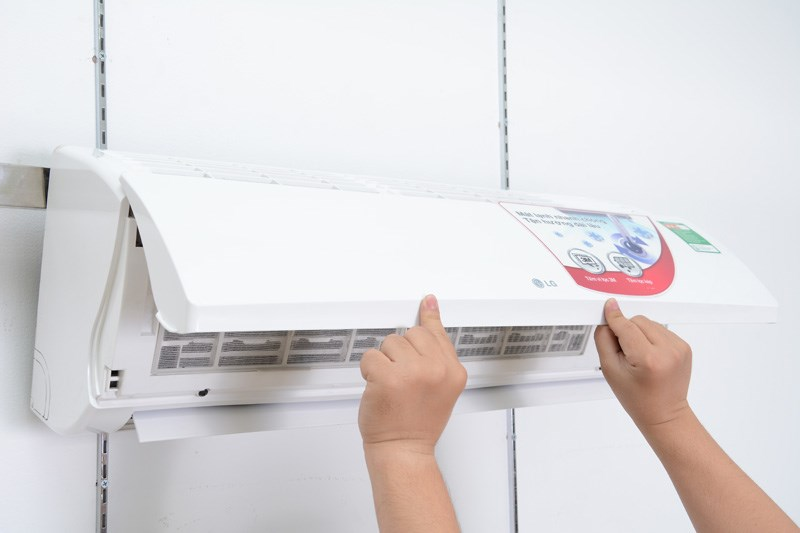 Máy Lạnh LG S12ENA