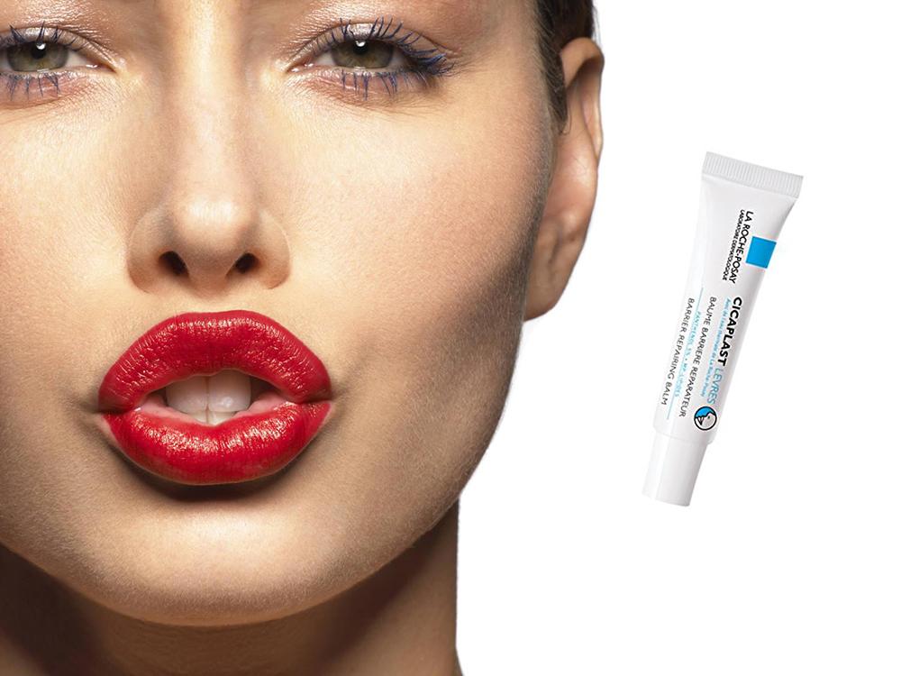 Kem Dưỡng Phục Hồi Độ Ẩm Và Bảo Vệ Môi La Roche-Posay Cicaplast Lips (7.5ml) - M6917700