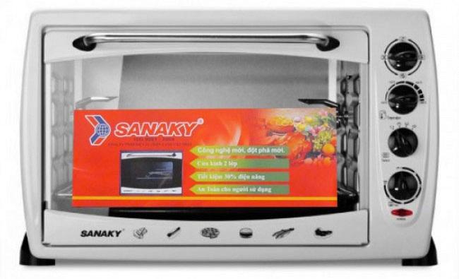 Lò Nướng Sanaky VH-249S