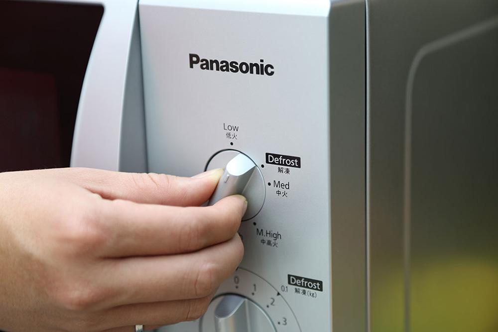 Lò Vi Sóng Panasonic PALM-NN-SM332MYUE - 25L