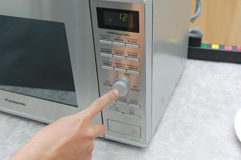 Lò Vi Sóng Panasonic PALM-NN-GD692SYUE - 31L