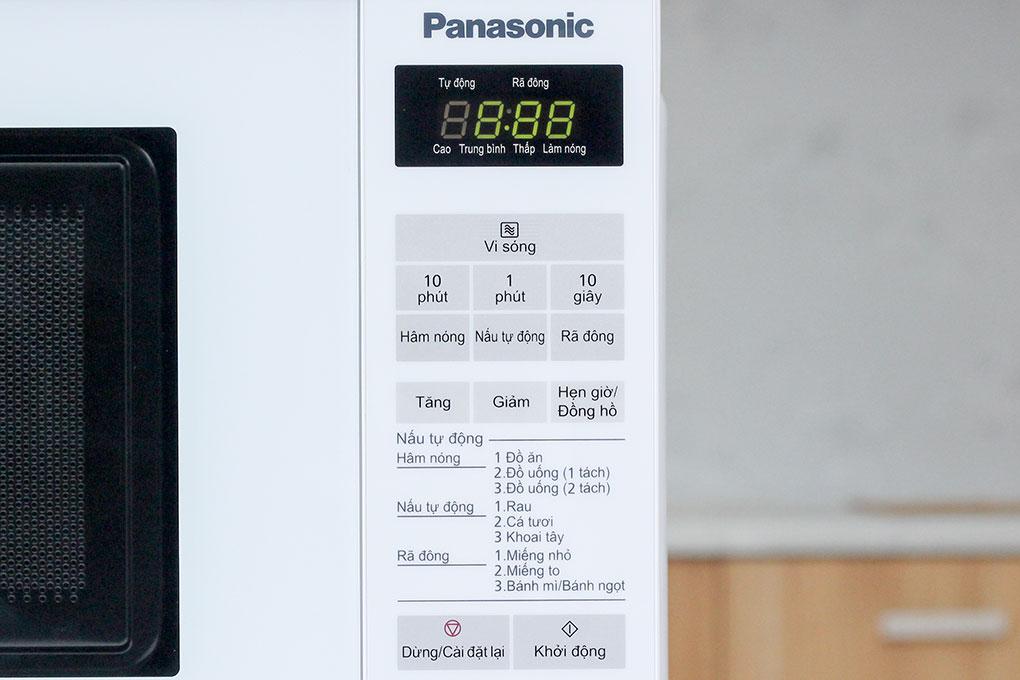 Lò Vi Sóng Panasonic PALM-NN-ST253WYUE - 20L
