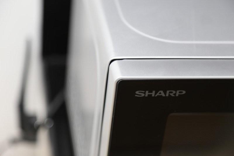 Lò Vi Sóng Điện Tử Có Nướng Sharp R-G272VN-S - Hàng chính hãng
