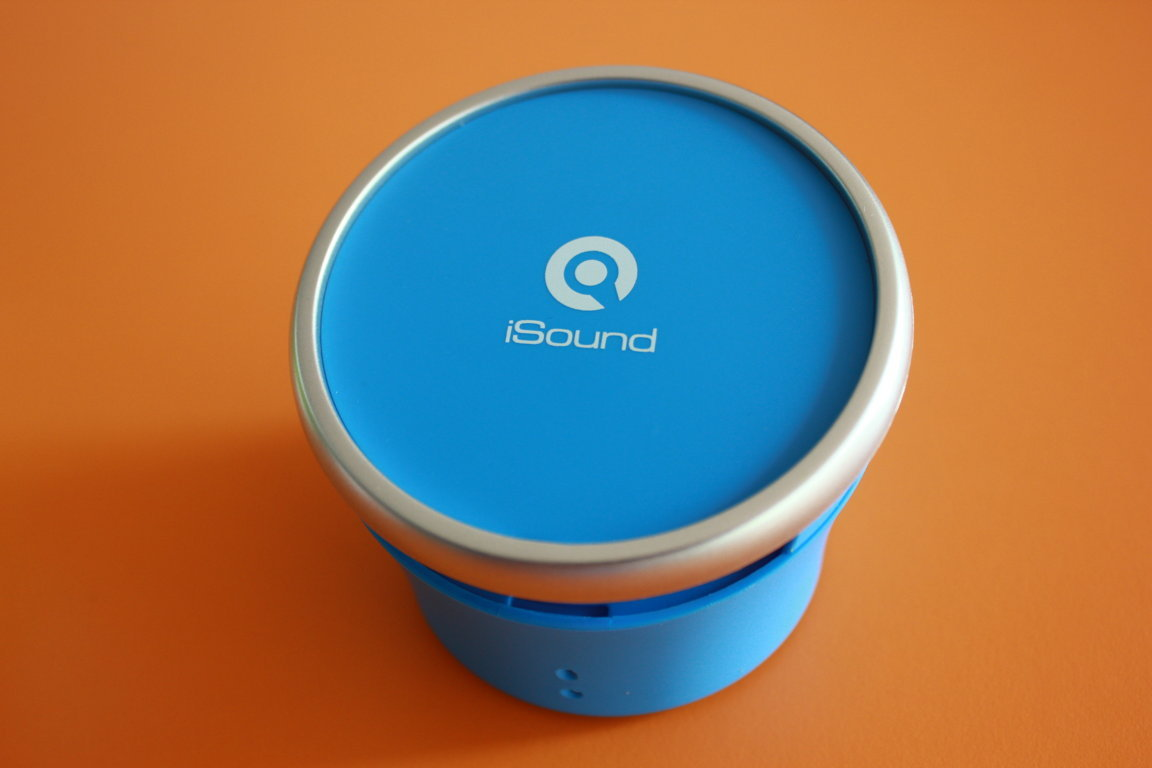 Loa iSound SP20 màu xanh dương