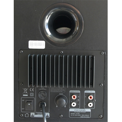 Loa Vi Tính Microlab FC-330 2.1 54W - Hàng Chính Hãng