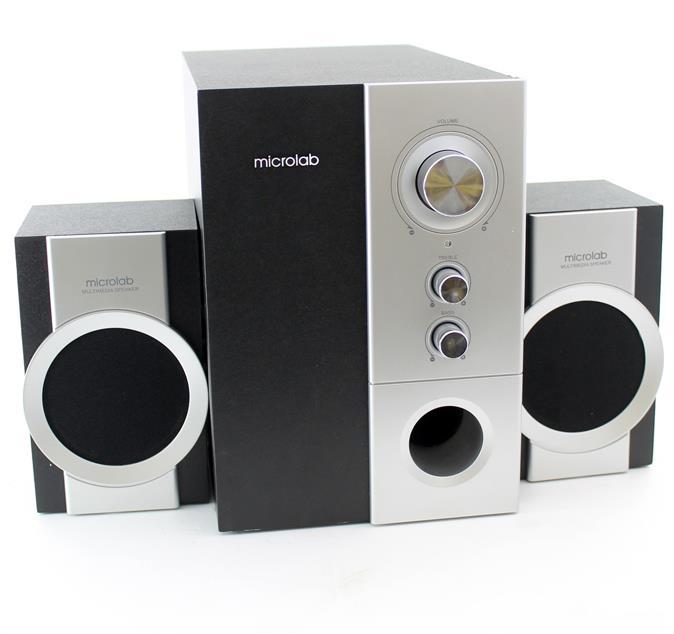 Loa Vi Tính Microlab M-590 2.1 17W