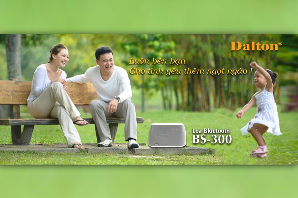Loa Bluetooth Dalton BS-300