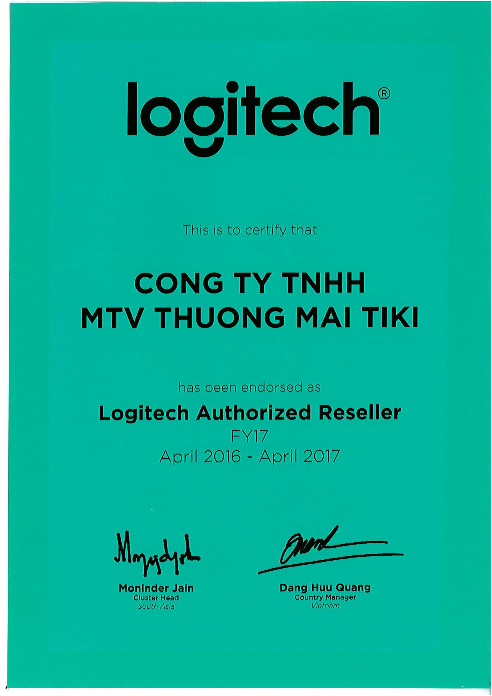 Cần Số Gaming Logitech - Hàng Chính Hãng