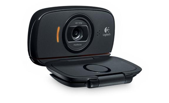 Webcam Logitech B525 HD 720P - Hàng Chính Hãng