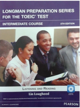 Longman Preparation TOEIC (5 Ed.) VN Inter: Student Book With I-Test - Paperback 9780132861427