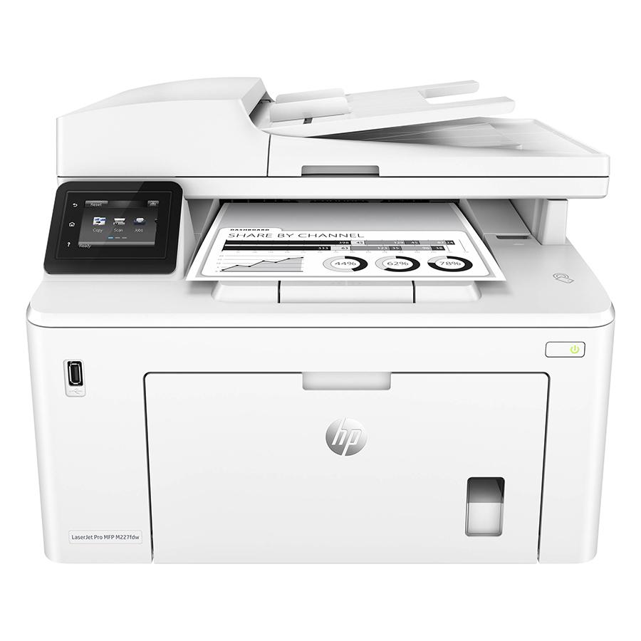 Máy in đa năng HP LaserJet Pro MFP M227fdw (C5F94A)