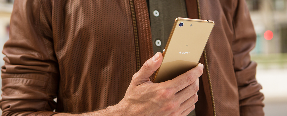 Điện Thoại Sony Xperia M5 Single