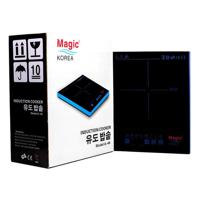 Bếp Điện Từ Magic Korea A46 - Hàng chính hãng