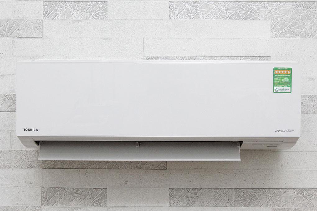 Máy lạnh Inverter Toshiba RAS-H13G2KCV-V (1.5 HP) - Hàng Chính Hãng