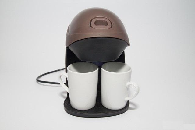 Máy Pha Cà Phê Coffee Maker HD-689 - Nâu