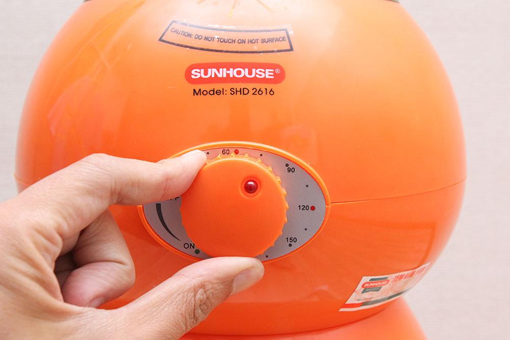 Máy Sấy Sunhouse SHD2616 - Xanh