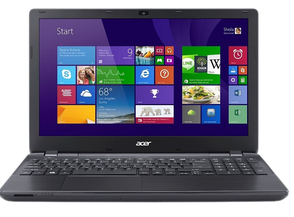 Laptop Acer Aspire E5-573-51B3 NX.MVHSV.005 Xám