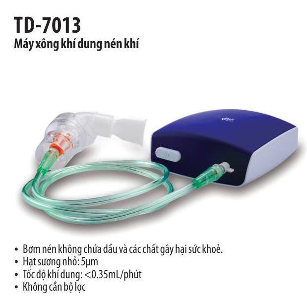 Máy Xông Khí Dung Uright TD7013