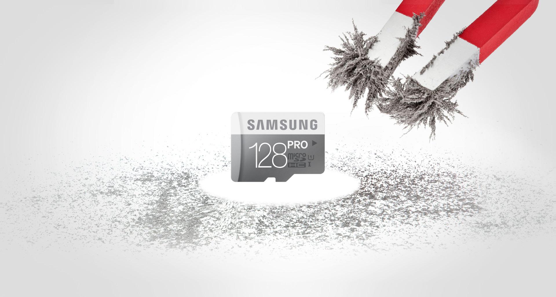 Thẻ Nhớ Micro SD Samsung Pro 128GB (Read 90MB/s - Write 80Mb/s)
