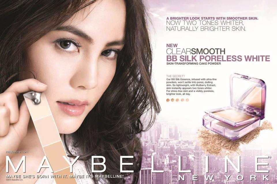 Bộ Đôi Maybelline Son Dưỡng Môi Baby Lips Electro Pop Và Phấn Trang Điểm Sáng Da Siêu Mịn Clear Smooth BB Silk Poreless White (8g)