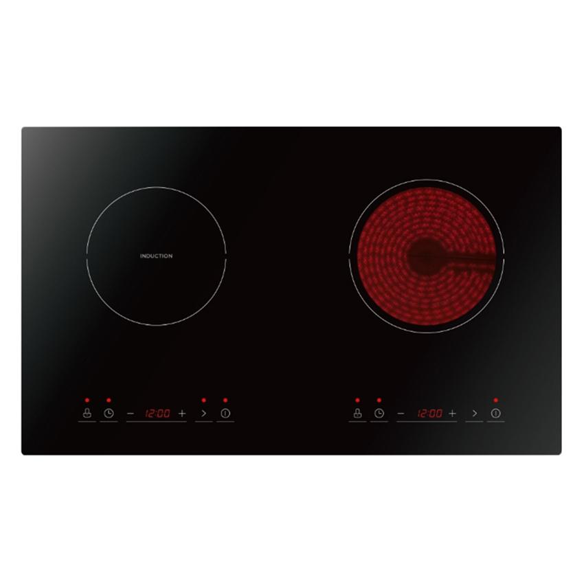 Bếp Điện Đôi Từ + Hồng Ngoại Midea MC-IHD361 - Hàng chính hãng