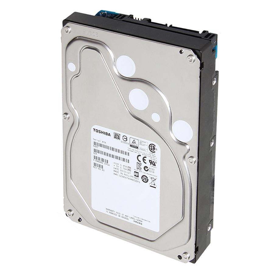Ổ Cứng HDD Camera Toshiba 6TB/64MB/7200rpm/3.5 - MC04ACA600E - Hàng Chính Hãng