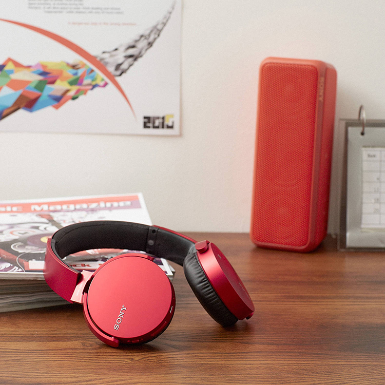 Tai Nghe Bluetooth Sony MDR-XB650BT