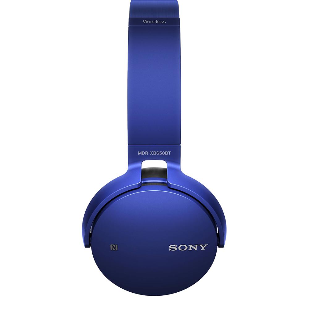 Tai Nghe Bluetooth Chụp Tai Sony ExtraBass MDR-XB650BT - Hàng Chính Hãng