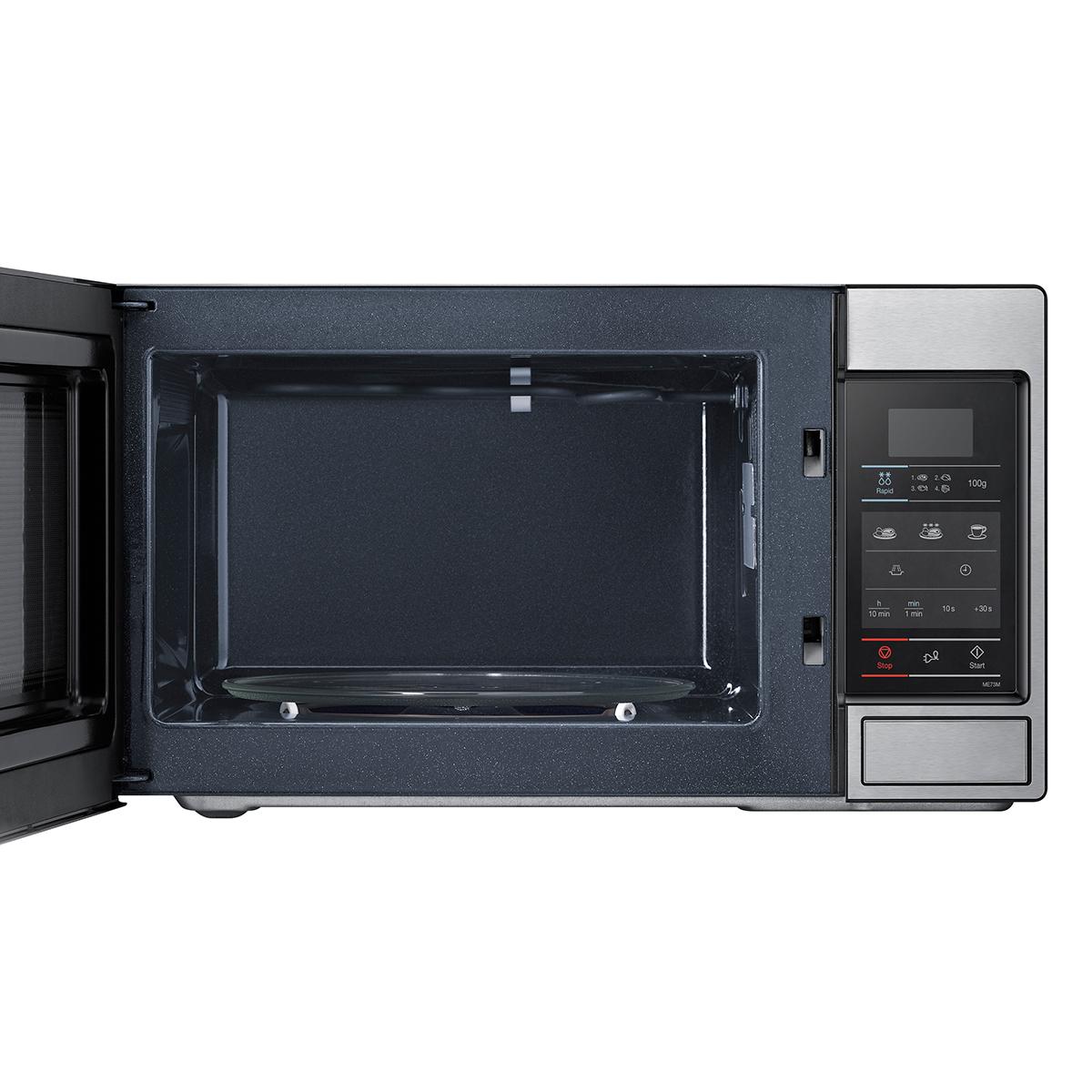 Lò Vi Sóng Điện Tử Samsung ME73M/XSV - 20L - Hàng chính hãng