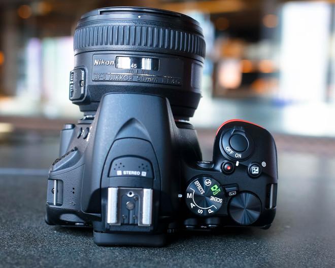 Nikon D5500 Kit 18-55 VR II (VIC Nikon)