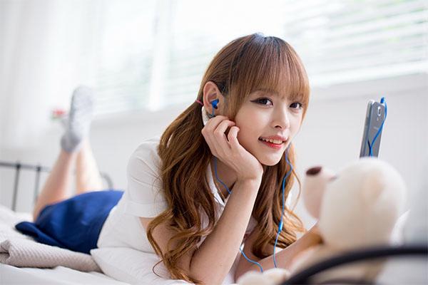 Tai Nghe Sony MDR-EX110AP - Có Mic