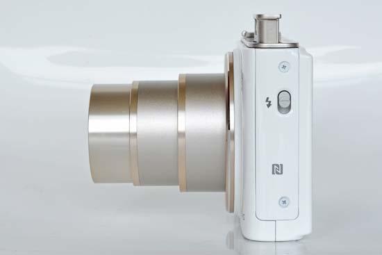 Máy Ảnh Canon PowerShot SX610 HS