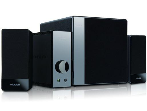 Loa Microlab FC-360 hệ thống âm thanh 2.1