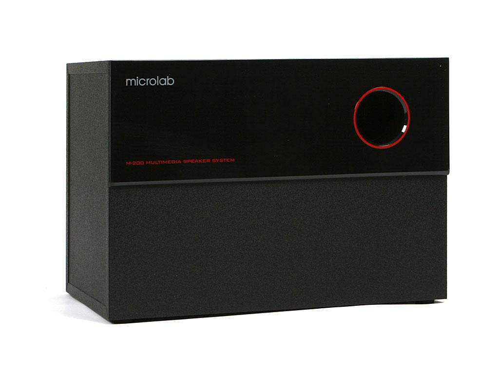 Loa Vi Tính Microlab M-200 2.1 40W - Hàng Chính Hãng