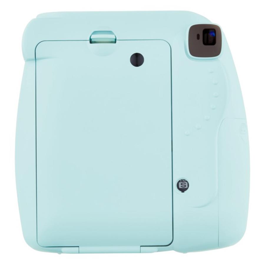 Máy Ảnh Selfie Lấy Liền Fujifilm Instax Mini 9 - Ice Blue - Hàng Chính Hãng