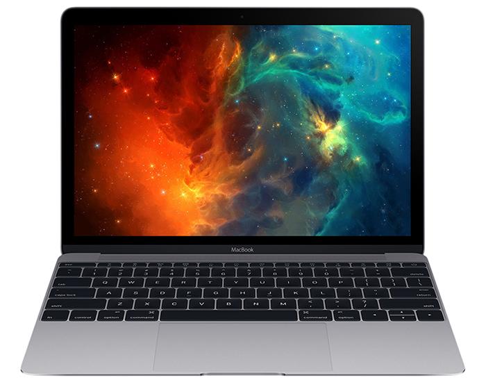 Apple Macbook 2016 MLH82 Xám
