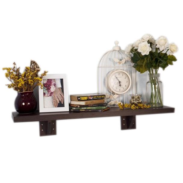 Kệ Treo Tường Modulo Home Lily 90-H6222 - Nâu Dẻ Gai