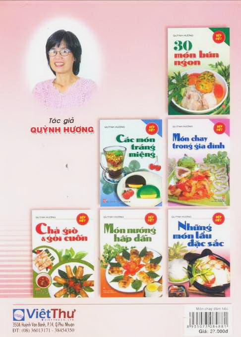 Bếp Việt - Món Chay Đám Tiệc