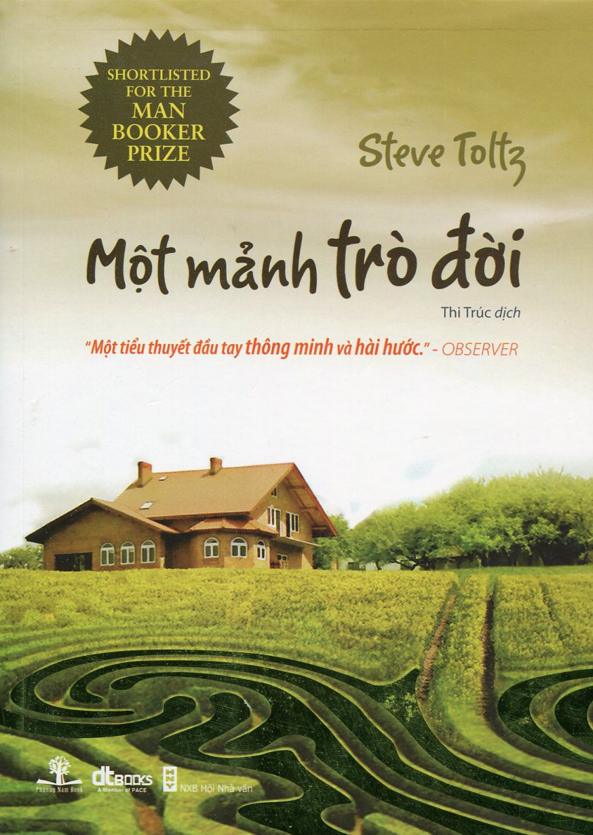 Một Mảnh Trò Đời - Shortlisted For The Man Booker Prize