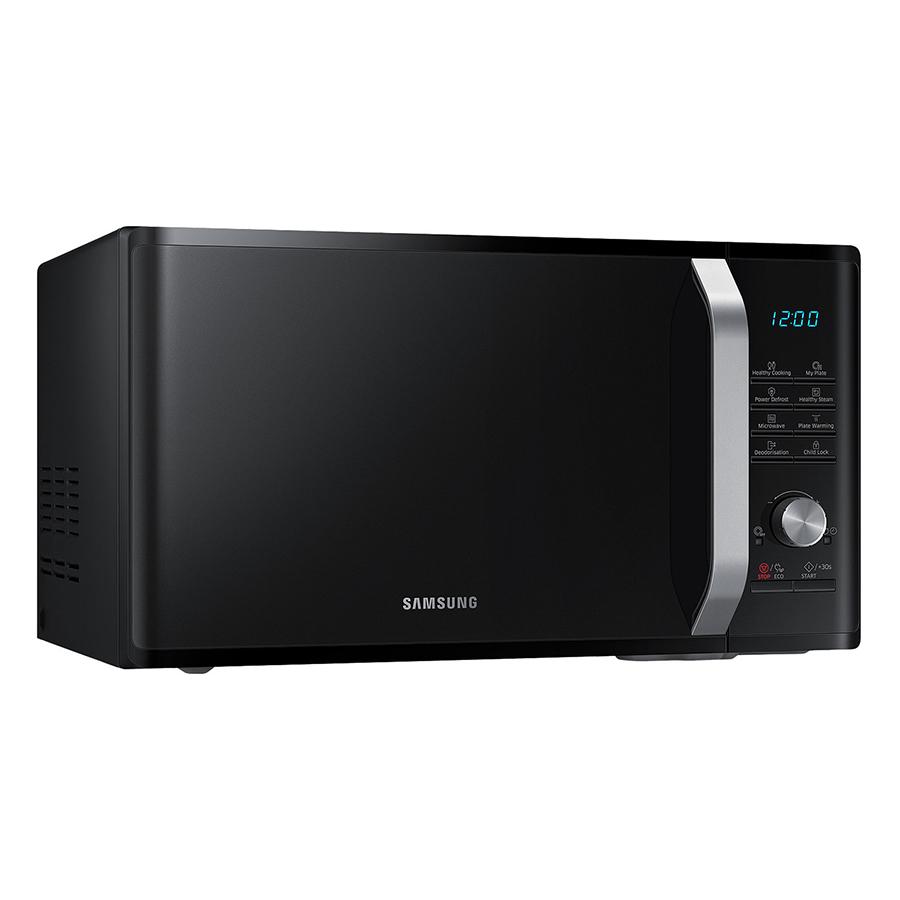 Lò Vi Sóng Tráng Men Samsung MS28J5255UB/SV (28 lít) - Hàng chính hãng
