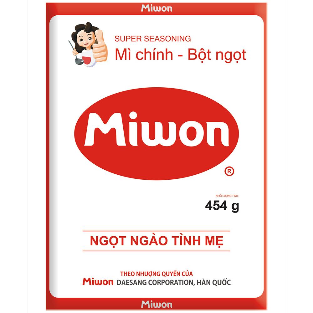 Bột Ngọt Miwon 454g - 8935036200044,62_169737,35000,tiki.vn,Bot-Ngot-Miwon-454g-62_169737,Bột Ngọt Miwon 454g