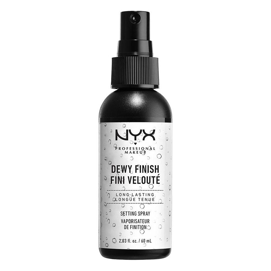 Xịt Khoáng Kết Thúc Trang Điểm NYX Professional Makeup Makeup Setting Spray MSS02 Dewy (60ml)